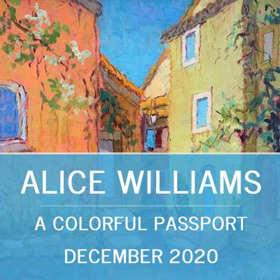 December Artwalk: Alice Williams