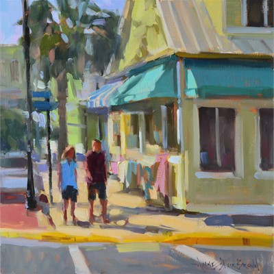 Southbound: New Works by Anne Blair Brown