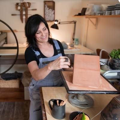 Art Talk Happy Hour with Jennifer Bedenbaugh