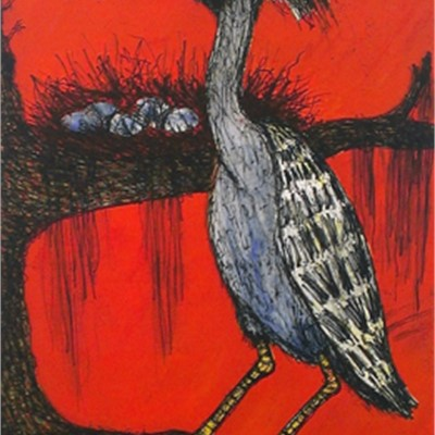 Tyler Museum of Art - Texas Birds: Works by Frank X. Tolbert 2