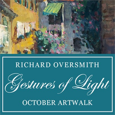 Richard Oversmith: Gestures of Light