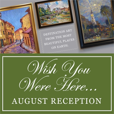 August Reception - Wish You Were Here