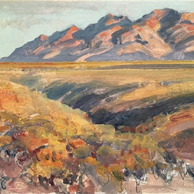 Storied Lands - Contemporary Texas Landscape Painters