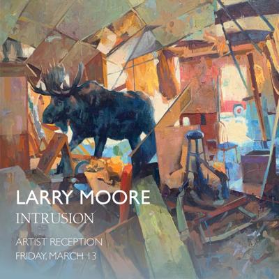 Larry Moore - Intrusion