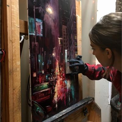 Lindsey Kustusch Solo Exhibition