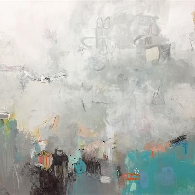 Karen Roehl - Cobbled Landscapes