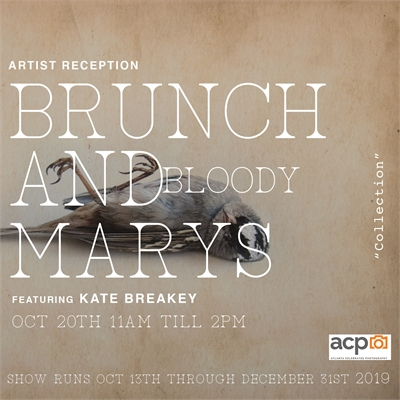 Brunch And Bloody Marys featuring Kate Breakey