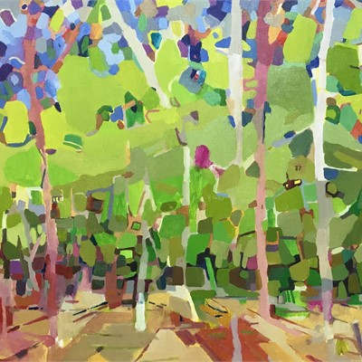 Tree Party! Views and Visions from Eight Gallery Artists (Vision Gallery)