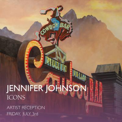 ICONS |  Jennifer Johnson