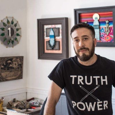 New Mexico Magazine: Vicente Telles: A Modern Santero