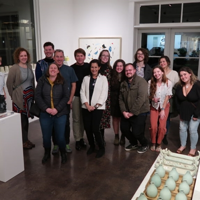 Ann Connelly Fine Art and Kenneth Brown Design host LSU Ceramics Pop-up