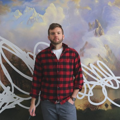 """Shawn Huckins recognized as one of the """"Denver Artists to Watch in 2020"""""""