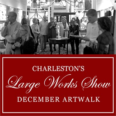 Charleston's Large Works Show