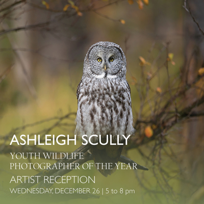 Ashleigh Scully | Youth Photographer of the Year