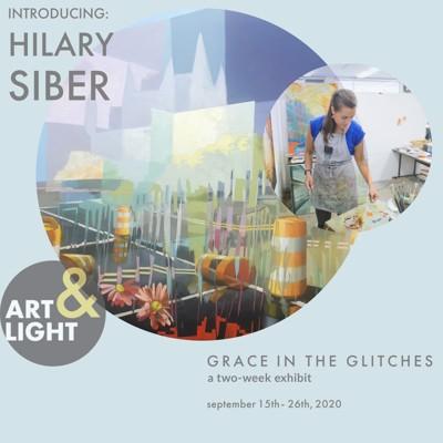 Artist Q&A: Hilary Siber