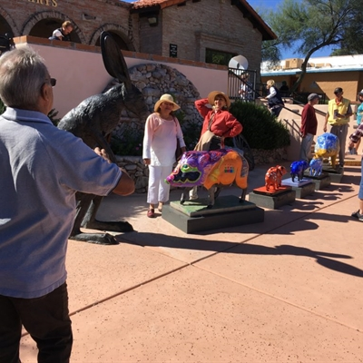 JAVELINAS DE TUBAC LIVE AUCTION