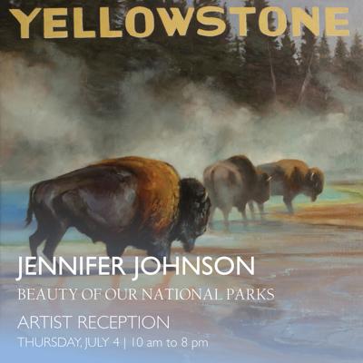 Beauty of Our National Parks - Jennifer Johnson