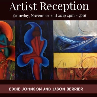 November Featured Artists: Jason Barrier and Eddie Johnson