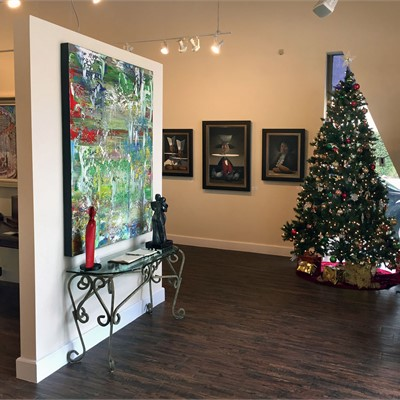 "End of Year Group Exhibition - December ""Holiday"" Show"