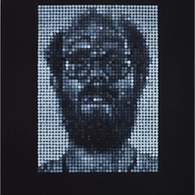 Chuck Close: Self-Portraits in Edition