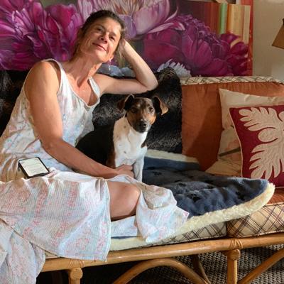 Caroline Zimmermann's Tuscany Studio