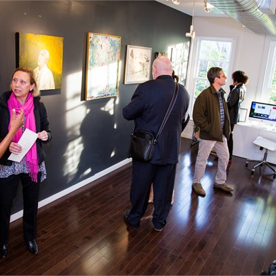 Trading Futures – A Show Featuring Young Artists