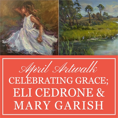 Celebrating Grace: A special spotlight on Eli Cedrone & Mary Garrish