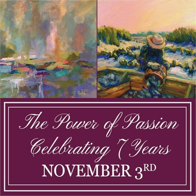 Power of Passion & Celebrating 7 Years