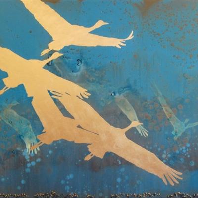 Fresh Artwork by Gail Foster & Thomas Swanston