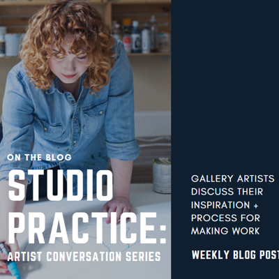 STUDIO PROCESS: Mary Singleton