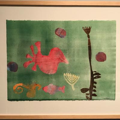 Melanie Yazzie Works on Paper - Glenn Green Galleries