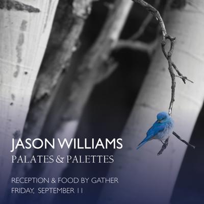 Jackson Hole Fall Arts Festival Palates & Palettes