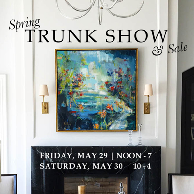 Spring Trunk Show & Sale