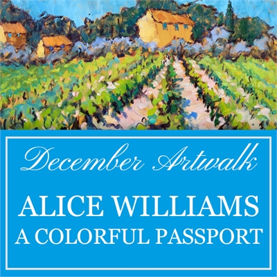 December Artwalk: Alice Williams