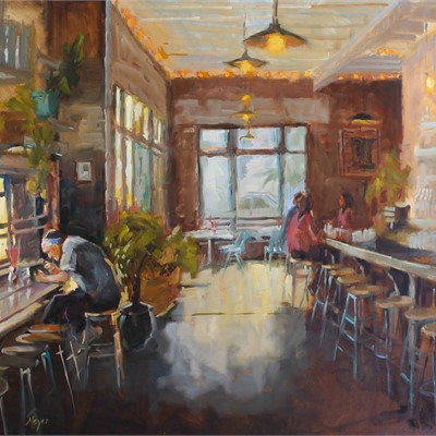 North of Calhoun: New Works by Laurie Meyer
