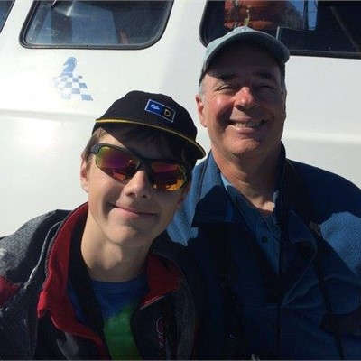 """Book talk by Author Sneed Collard, """"Warblers and Woodpeckers:  A Father-Son Big Year of Birding"""""""