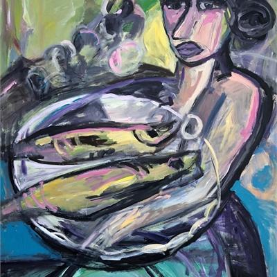 Fish & Figure: Anne Darby Parker Solo Exhibition