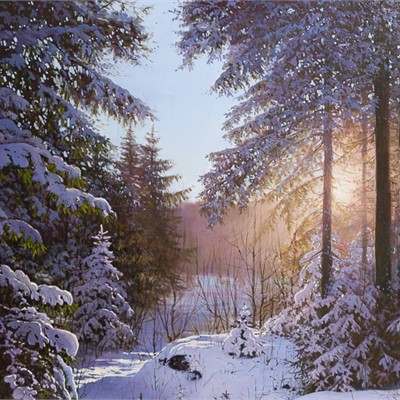 Winter's End - Colquitt