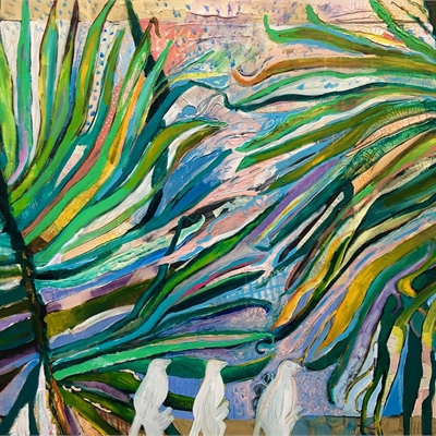 PALMS | Mary Elizabeth Kimbrough