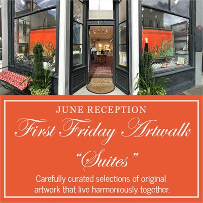 June Artwalk: Suites
