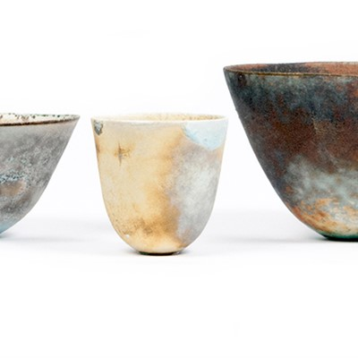 Jack Doherty - Soda Fired Porcelain Perfection - Living Space