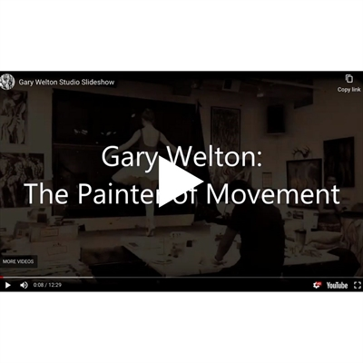 Gary Welton Painting Demonstration
