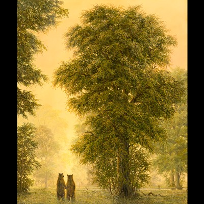 New Limited Edition Prints by Artist Robert Bissell