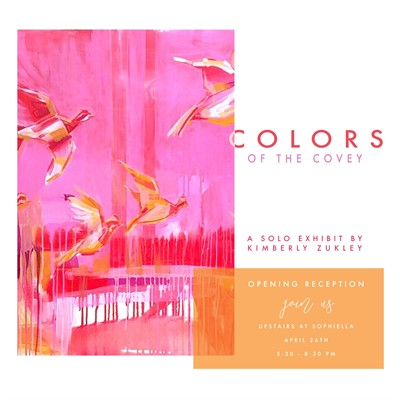 Kimberly Zukley, Colors of the Covey