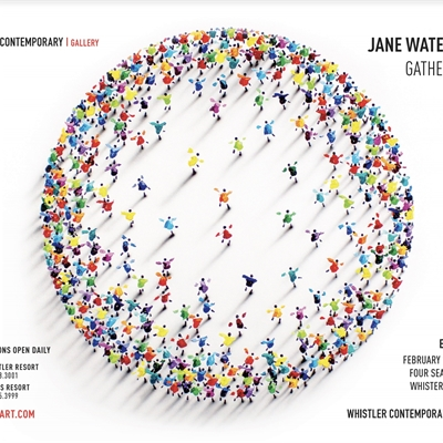 Jane Waterous - 2020 - Exhibition Complete