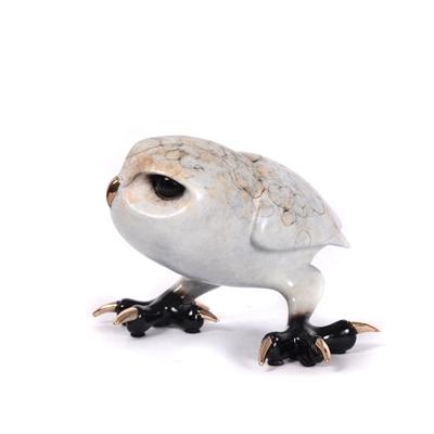 New Frogman Bronze Owl - Saxon