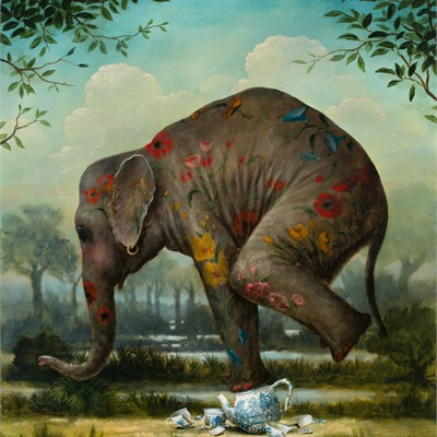 KEVIN SLOAN: A COLLECTION OF RARITIES at California Museum of Art Thousand Oaks