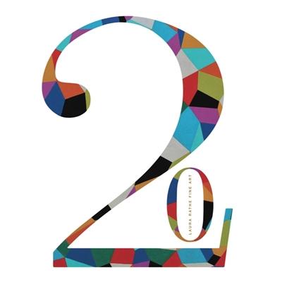 Celebrating Twenty Years : A Multi-media group exhibition