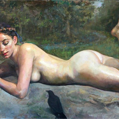 Body & Soul - Figurative and Nudes Show
