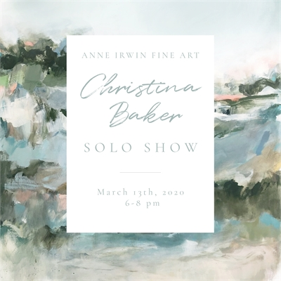 Close to Home: Christina Baker Solo Show